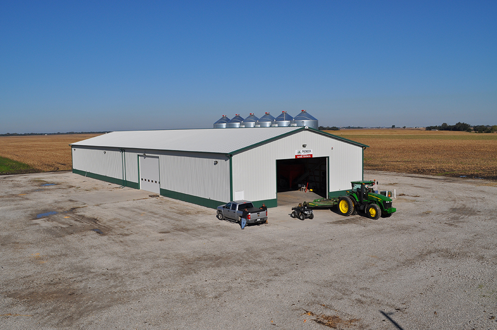 Agriculture Buildings, Barns, Sheds and Workshops