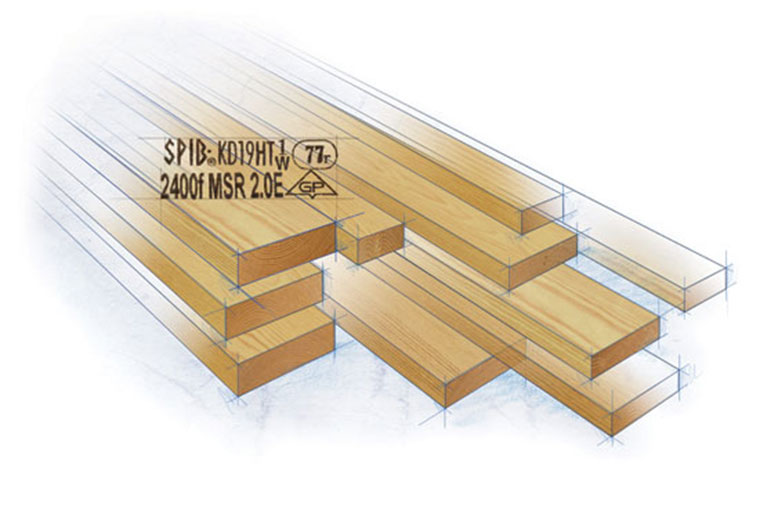 High Quality Building Materials and Lumber
